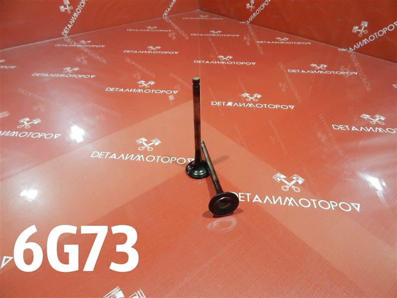 Клапан выпускной Mitsubishi Diamante GF-F31A 6G73