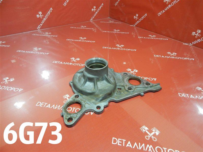 Корпус помпы Mitsubishi Diamante GF-F31A 6G73