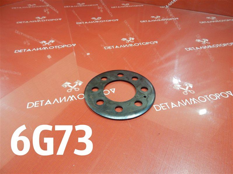 Шайба маховика Mitsubishi Diamante GF-F31A 6G73