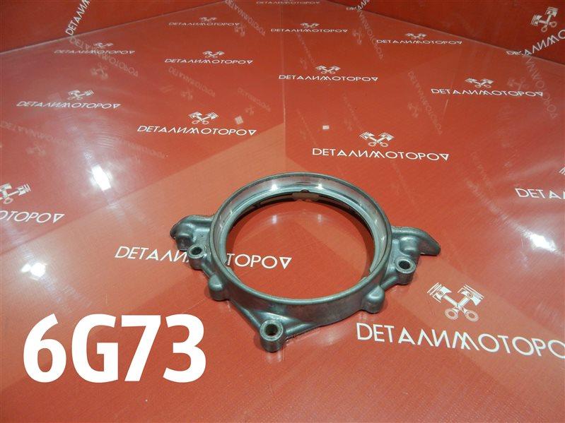 Крышка коленвала Mitsubishi Diamante GF-F31A 6G73