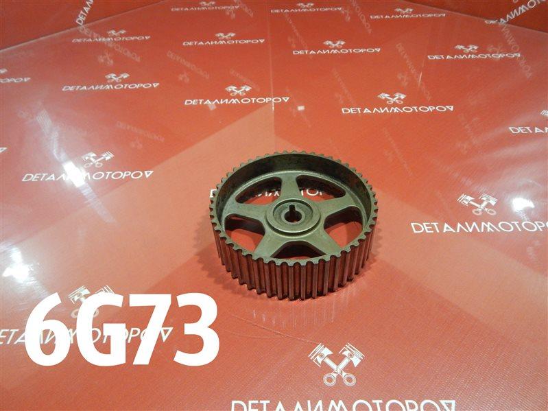 Шестерня распредвала Mitsubishi Diamante GF-F31A 6G73