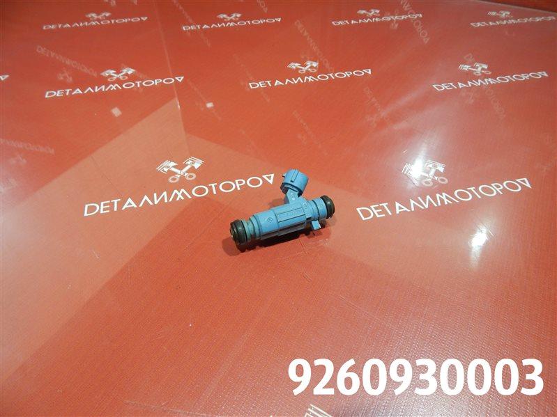 Форсунка Hyundai Santa Fe G4JP