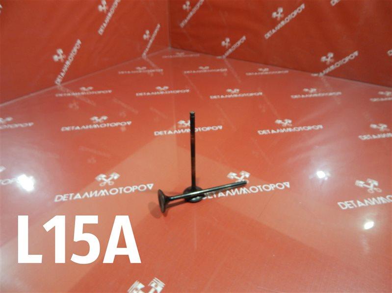 Клапан выпускной Honda Airwave DBA-GJ1 L15A