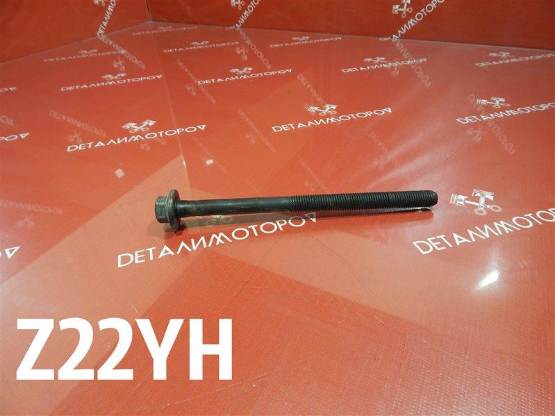 Болт головки блока цилиндров Opel Vectra C Z22YH