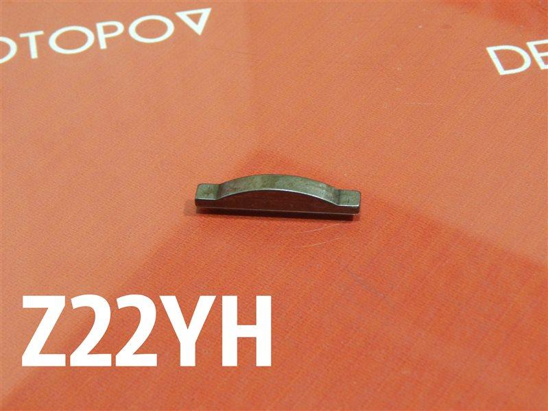 Шпонка коленвала Opel Vectra C Z22YH