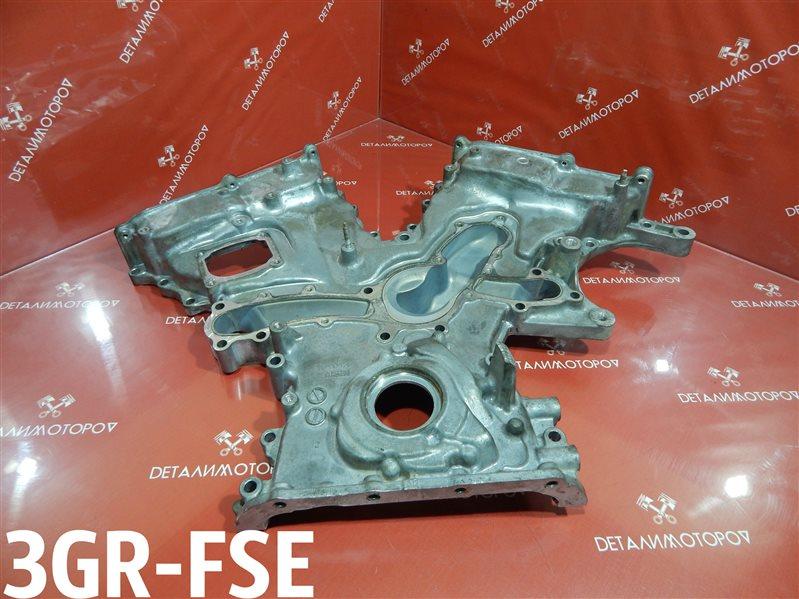 Лобовина двигателя Toyota Crown DBA-GRS203 3GR-FSE
