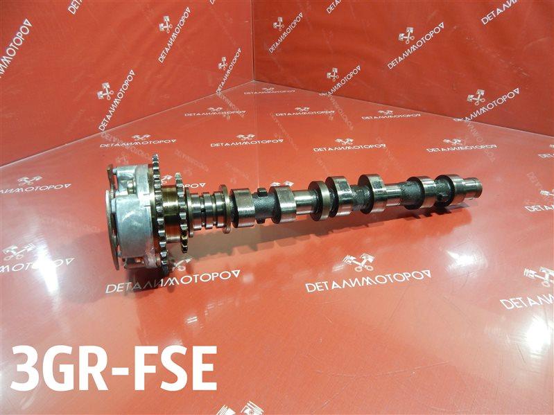 Распредвал Toyota Crown DBA-GRS203 3GR-FSE