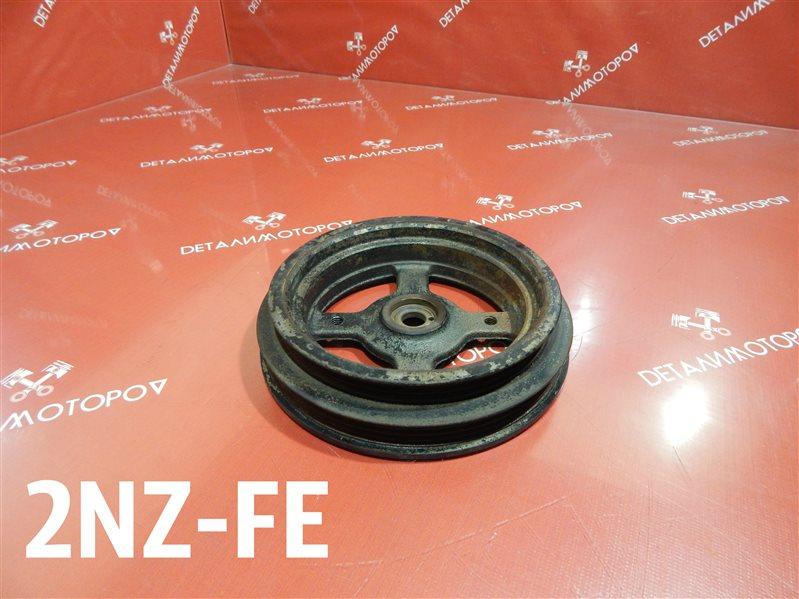 Шкив коленвала Toyota Bb CBA-NCP30 2NZ-FE