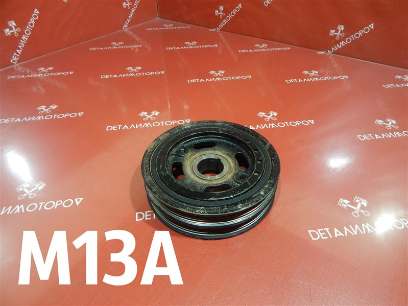 Шкив коленвала Suzuki Ignis HR51S M13A