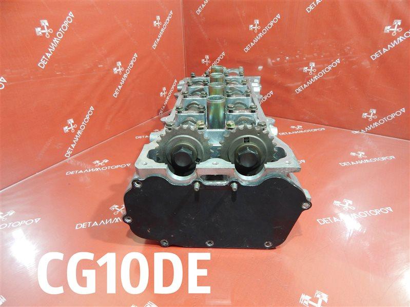 Головка блока цилиндров Nissan March E-K11 CG10DE