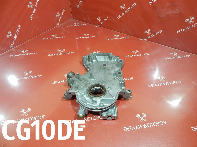 Лобовина двигателя Nissan March E-K11 CG10DE