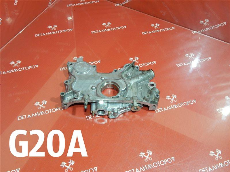 Масляный насос Honda Accord Inspire E-CB5 G20A