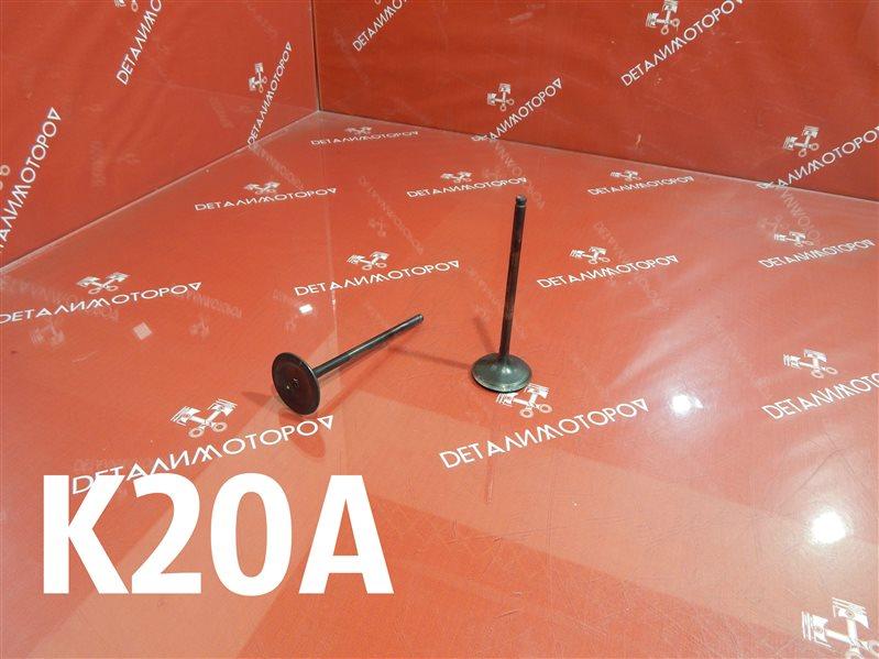 Клапан впускной Honda Accord CM K20A
