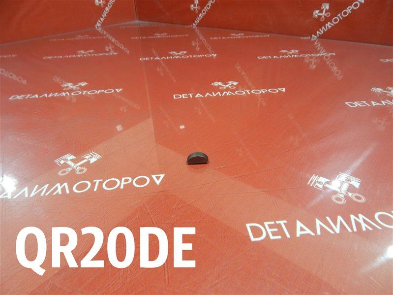Шпонка коленвала Nissan Avenir TA-RNW11 QR20DE