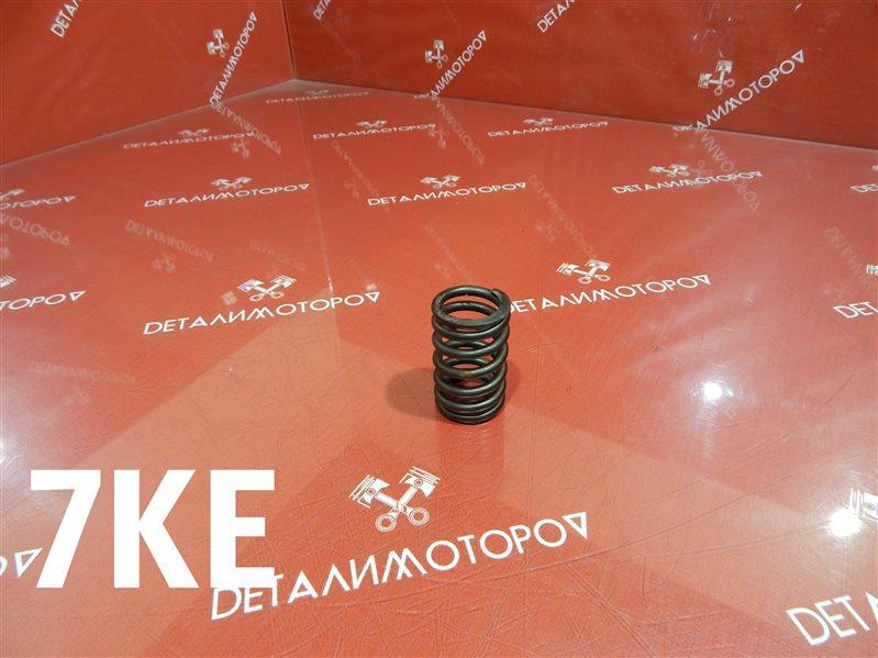 Пружина клапана Toyota Lite Ace GK-KR52V 7KE