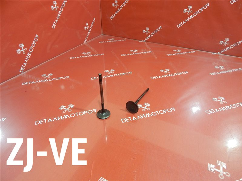 Клапан впускной Mazda Demio DBA-BL5FP ZJ-VE