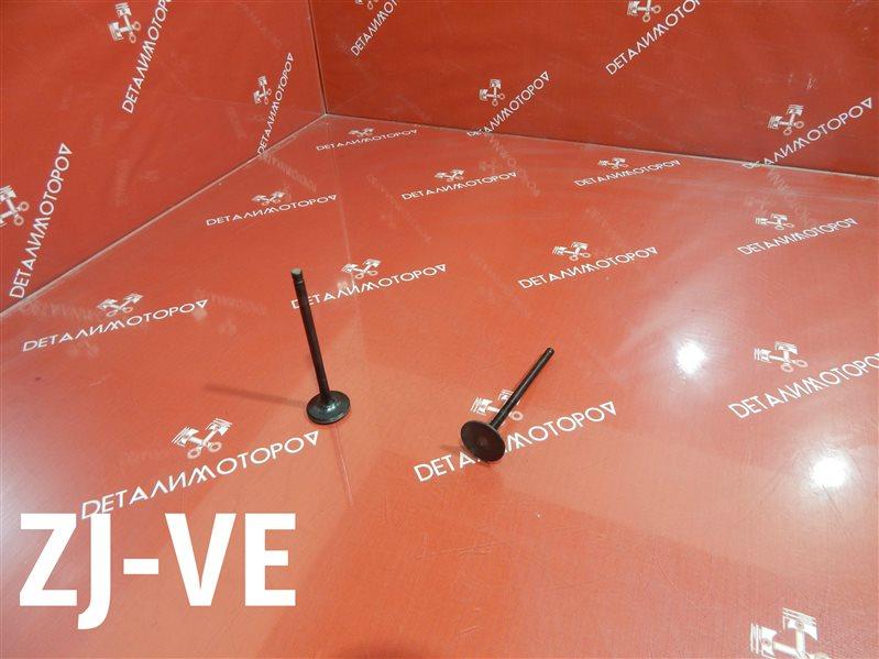 Клапан выпускной Mazda Demio DBA-BL5FP ZJ-VE
