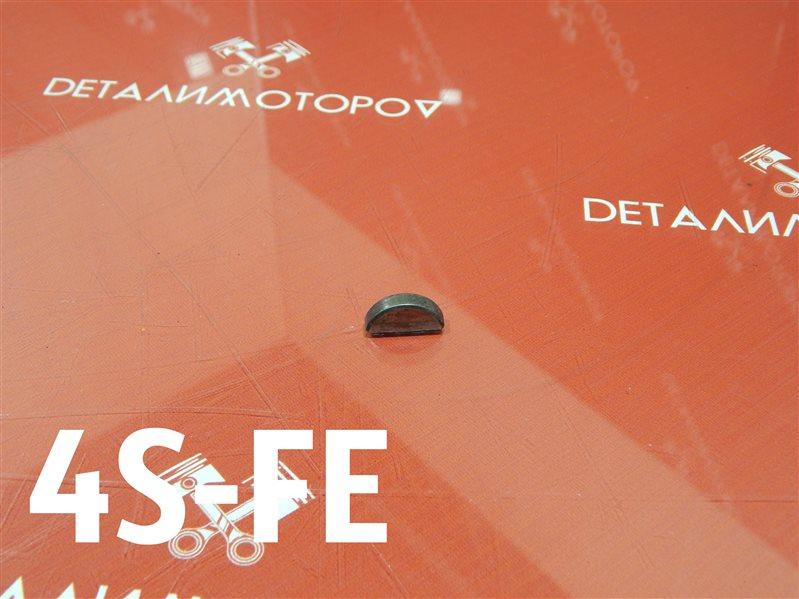 Шпонка коленвала Toyota Caldina E-ST190G 4S-FE