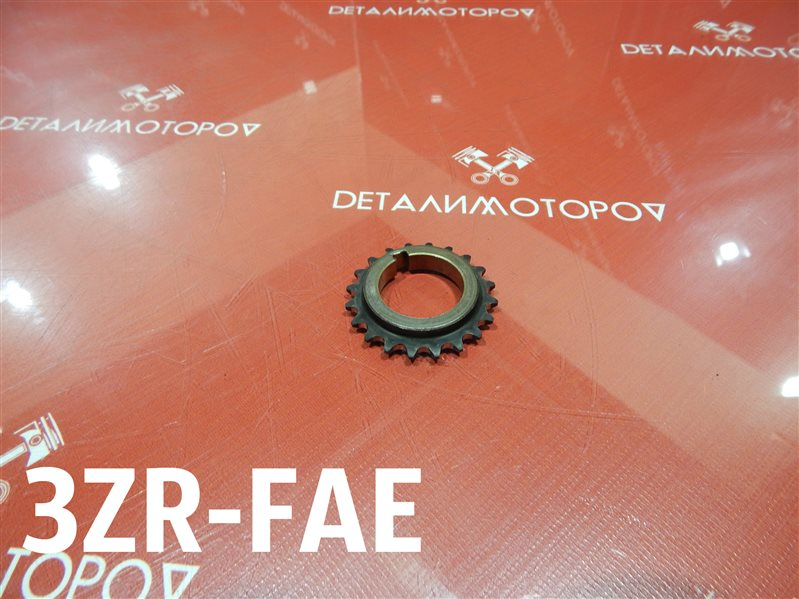 Шестерня коленвала Toyota Allion DBA-ZRT261 3ZR-FAE