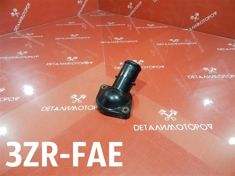 Крышка термостата Toyota Allion DBA-ZRT261 3ZR-FAE