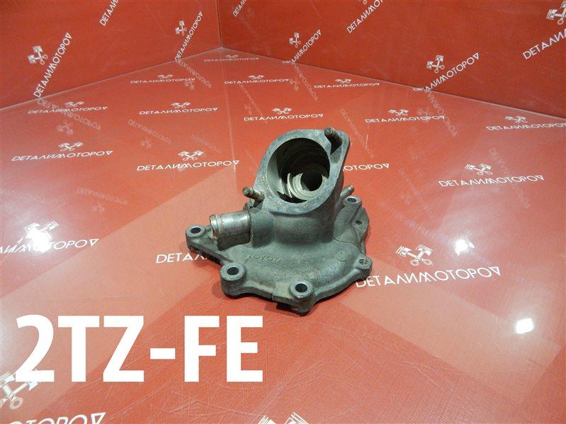 Корпус помпы Toyota Estima E-TCR21W 2TZ-FE