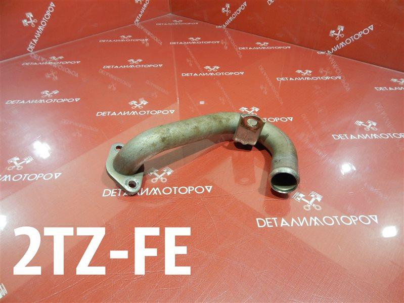 Трубка масляная Toyota Estima E-TCR21W 2TZ-FE