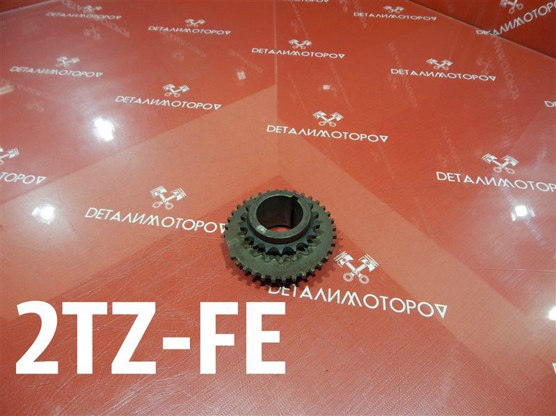 Шестерня коленвала Toyota Estima E-TCR21W 2TZ-FE