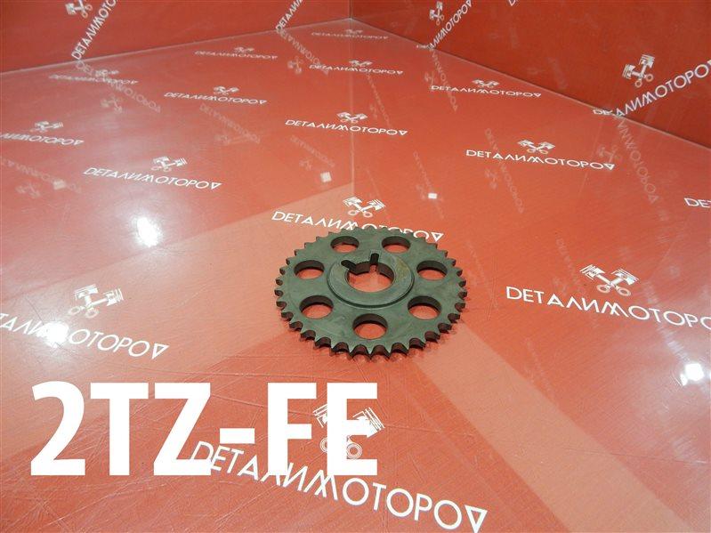 Шестерня распредвала Toyota Estima E-TCR21W 2TZ-FE