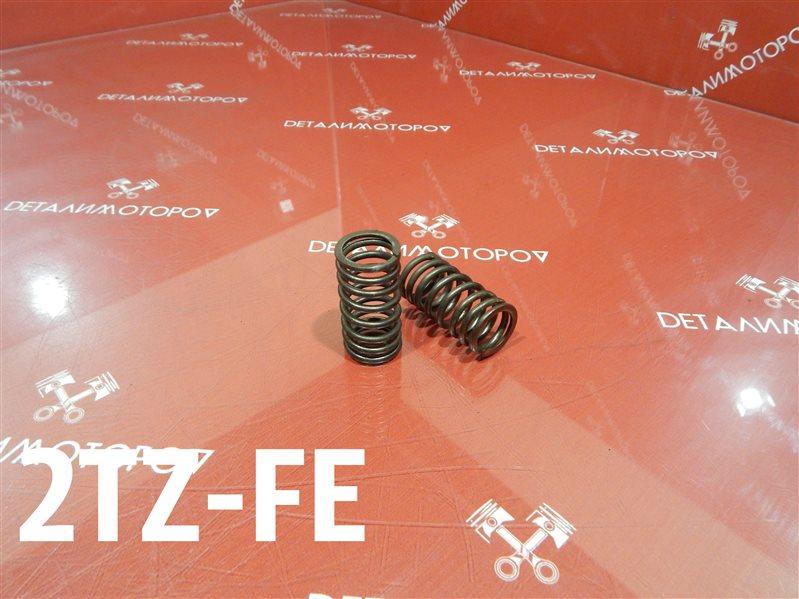Пружина клапана Toyota Estima E-TCR21W 2TZ-FE