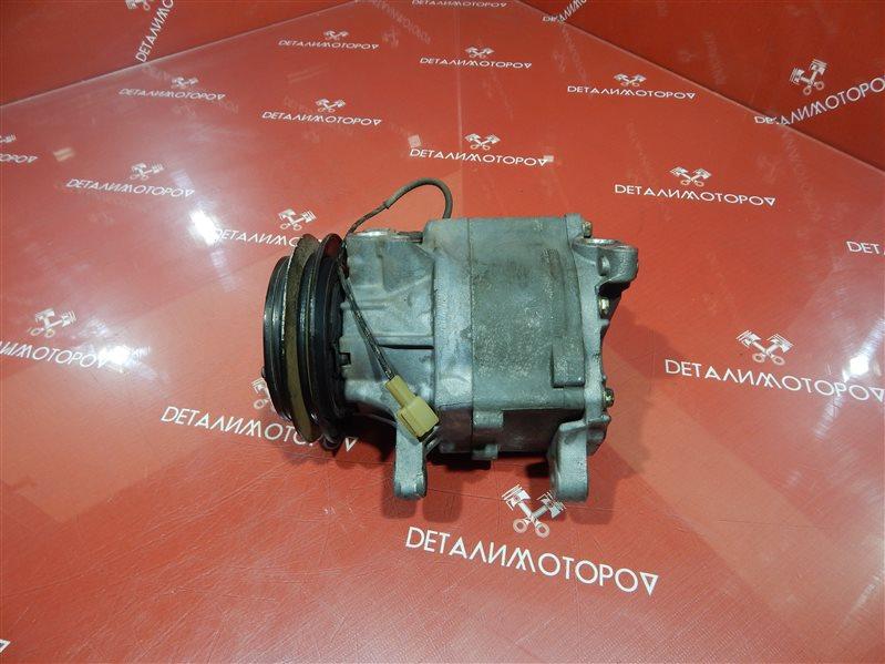 Компрессор кондиционера Toyota Duet UA-M100A EJ-VE