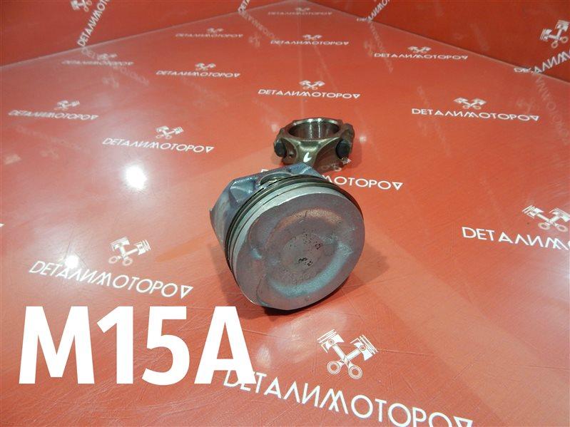 Поршень с шатуном Suzuki Aerio CBA-RA21S M15A