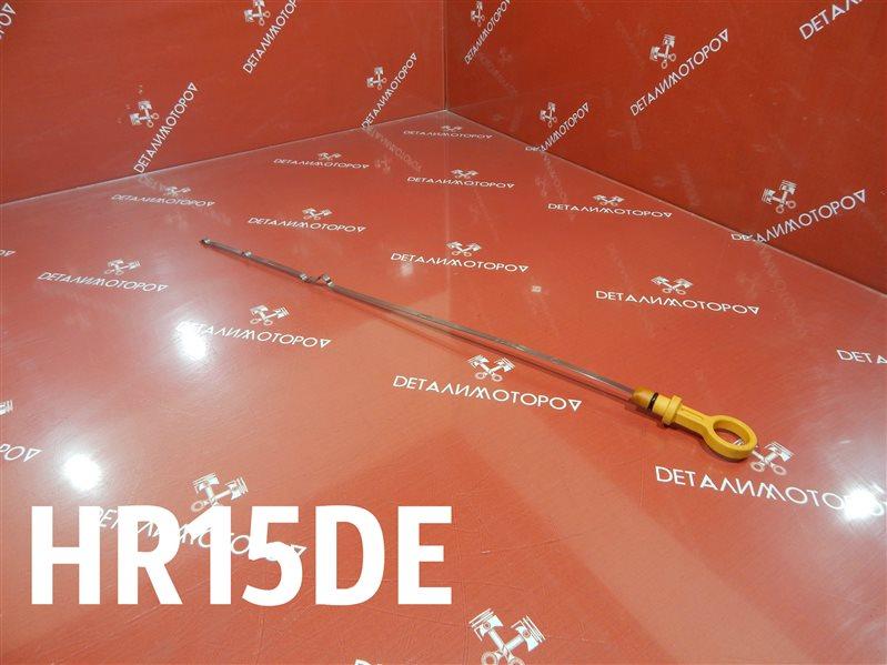 Щуп масляный Nissan Ad DBF-VY12 HR15DE