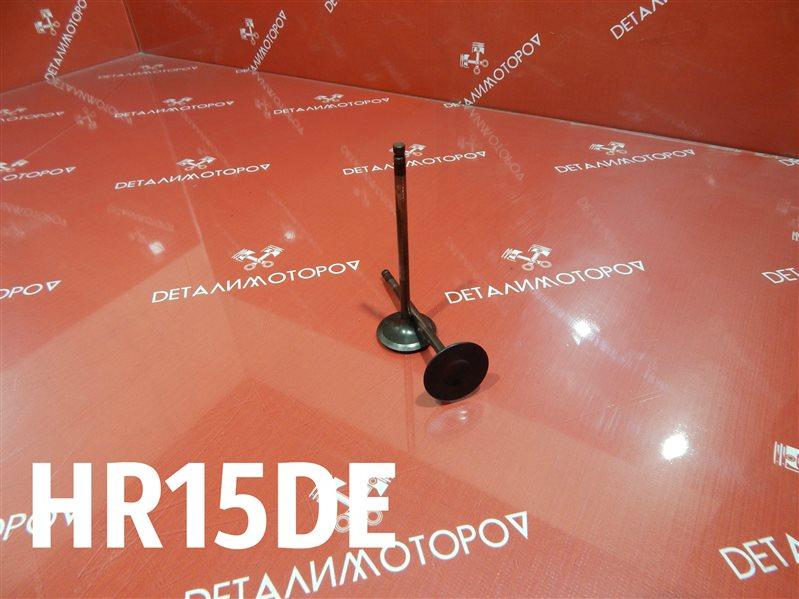 Клапан впускной Nissan Ad DBF-VY12 HR15DE