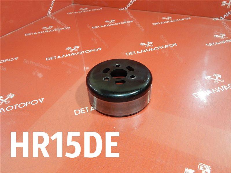 Шкив помпы Nissan Ad DBF-VY12 HR15DE