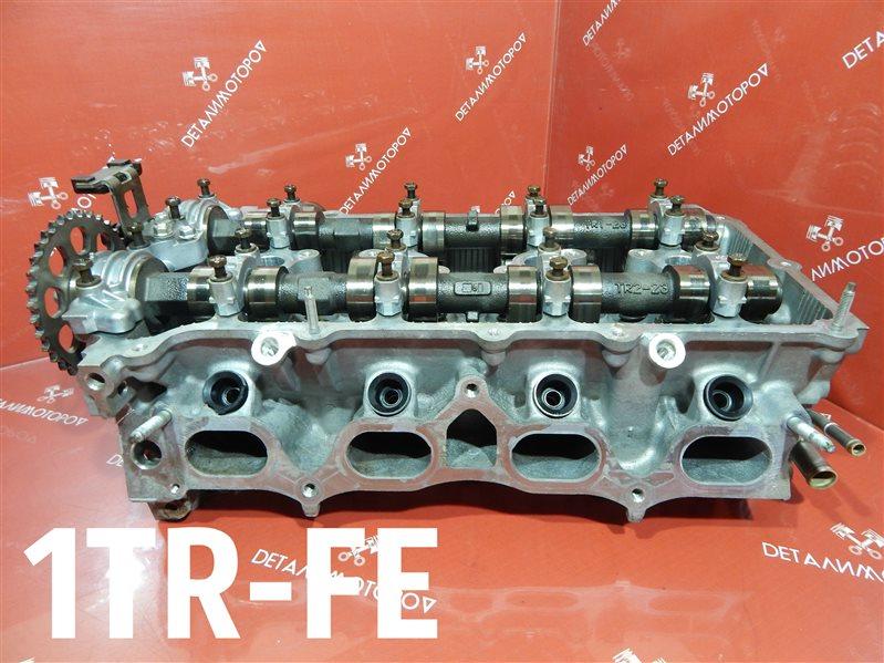 Головка блока цилиндров Toyota Hiace CBF-TRH200V 1TR-FE