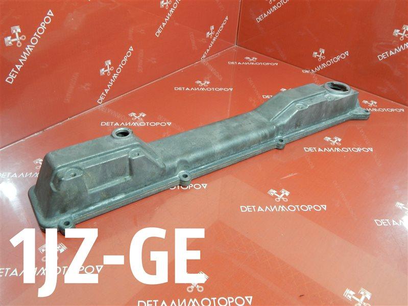 Крышка головки блока цилиндров Toyota Chaser GF-JZX105 1JZ-GE левая