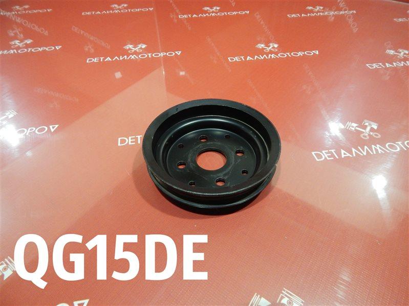 Шкив помпы Nissan Almera GJ-VFY11 QG15DE