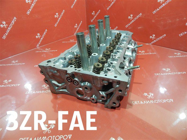 Головка блока цилиндров Toyota Allion DBA-ZRT261 3ZR-FAE
