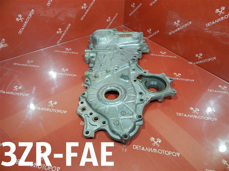 Лобовина двигателя Toyota Allion DBA-ZRT261 3ZR-FAE