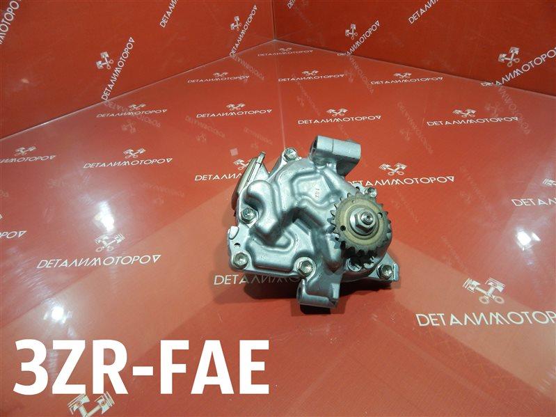 Масляный насос Toyota Allion DBA-ZRT261 3ZR-FAE