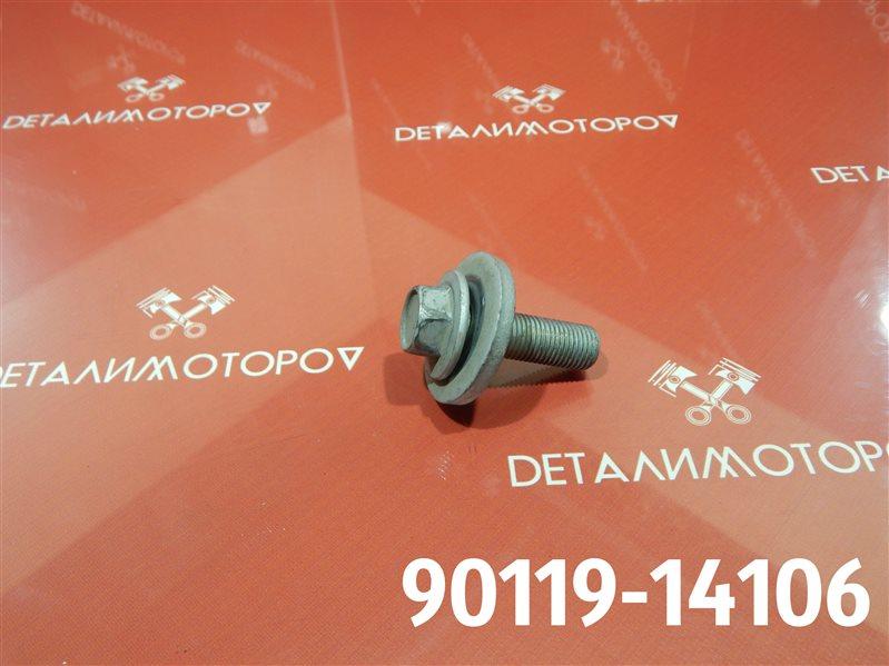 Болт коленвала Toyota Allion DBA-ZRT261 3ZR-FAE