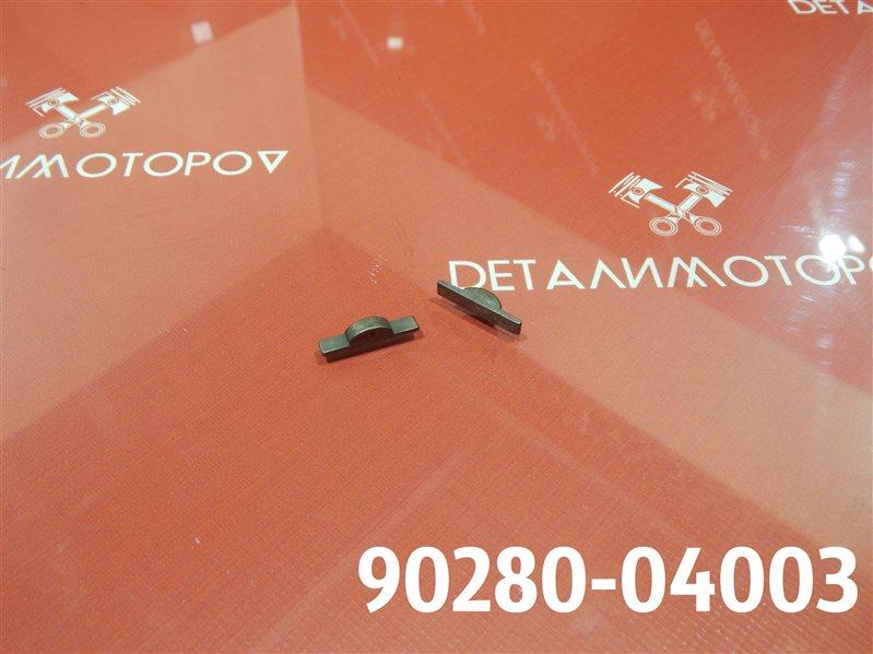 Шпонка коленвала Toyota Allion DBA-ZRT261 3ZR-FAE