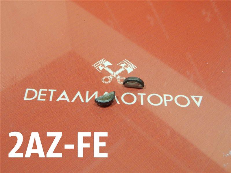 Шпонка коленвала Toyota Alphard DBA-ANH20W 2AZ-FE