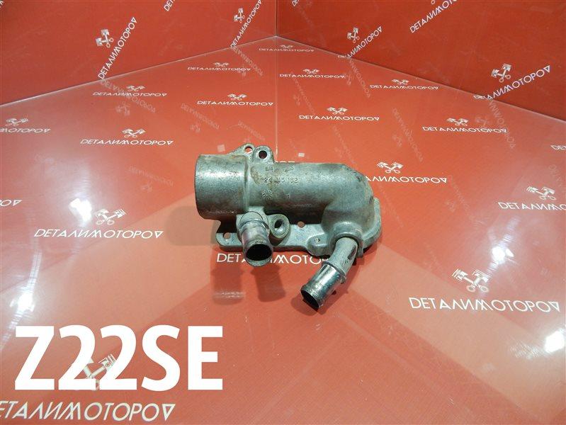 Фланец системы охлаждения Opel Astra F48 Z22SE