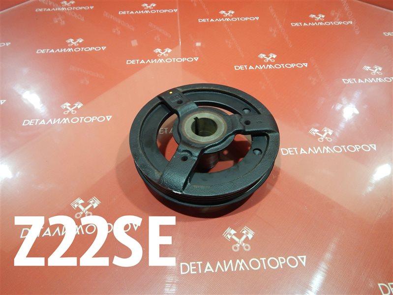Шкив коленвала Opel Astra F48 Z22SE