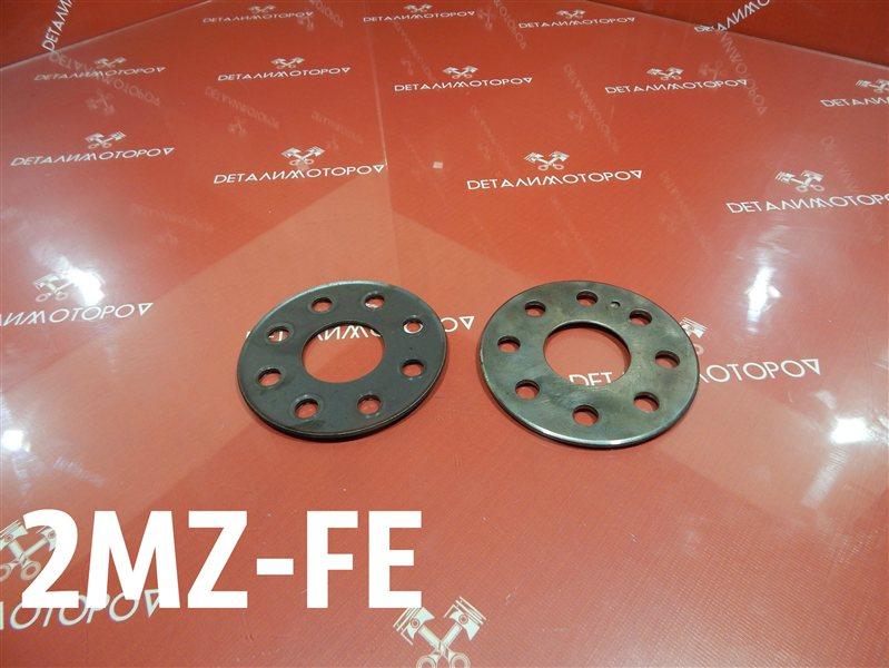 Шайба маховика Toyota Camry GF-MCV21 2MZ-FE