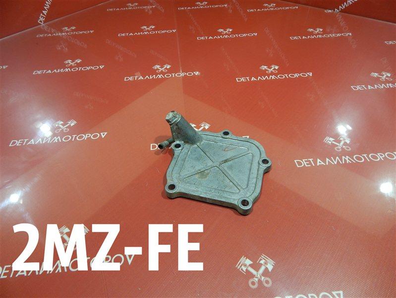 Крышка двигателя Toyota Camry GF-MCV21 2MZ-FE