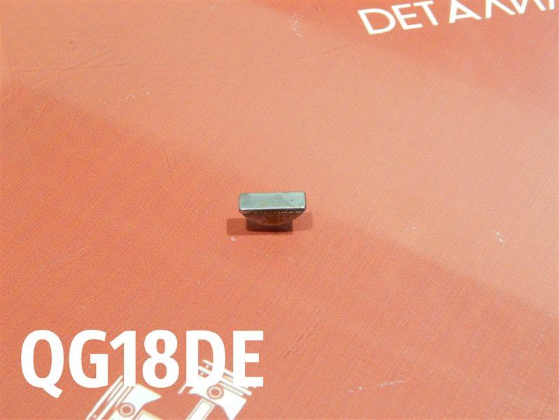 Шпонка коленвала Nissan Ad GK-VHNY11 QG18DE