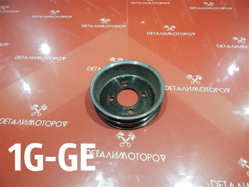 Шкив помпы Toyota Chaser E-GX81 1G-GE