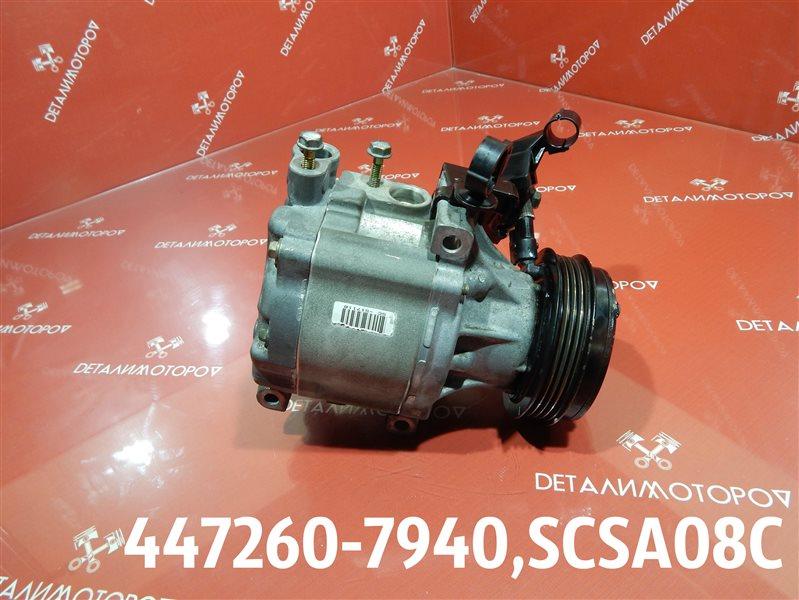 Компрессор кондиционера Subaru Exiga DBA-YA9 EJ25